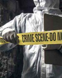 CSI team member